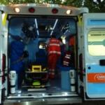 Arrivano le ambulanze al servizio di emergenza