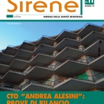 Sanità Lazio, è online <br> Sirene di novembre