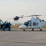 Elisoccorso: intervento salvavita in volo