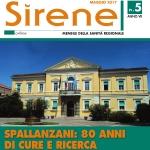 Sanità Lazio, è arrivato <br> Sirene di maggio