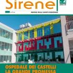 Sanità Lazio, è arrivato <br> Sirene di febbraio