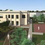 Asl Rieti, nuovo edificio nell'ex ospedale psichiatrico