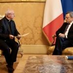 Draghi plaude alle proposte della Commissione anziani