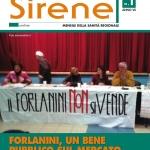 Sanità Lazio, è online<br>Sirene di gennaio